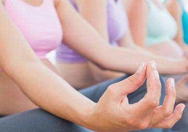 Prenatal yoga for the Mom2B<sup>®</sup>